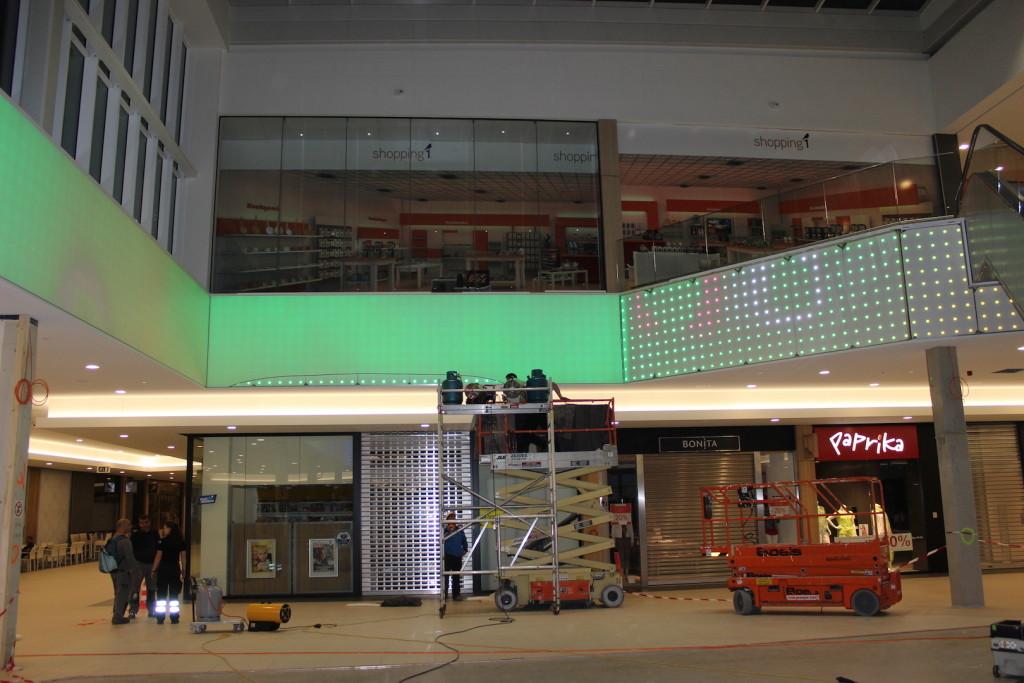 Roltrap Shopping 1 Genk